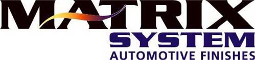 MATRIX SYSTEM AUTOMOTIVE FINISHES