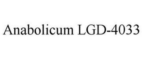 ANABOLICUM LGD-4033