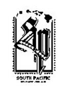 SP SOUTH PACIFIC FIGHT GEAR