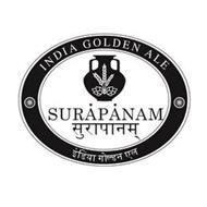 SURAPANAM INDIA GOLDEN ALE