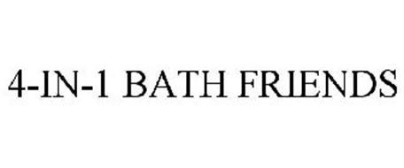 4-IN-1 BATH FRIENDS