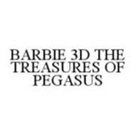 BARBIE 3D THE TREASURES OF PEGASUS
