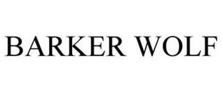 BARKER WOLF