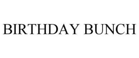 BIRTHDAY BUNCH