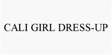 CALI GIRL DRESS-UP