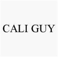 CALI GUY