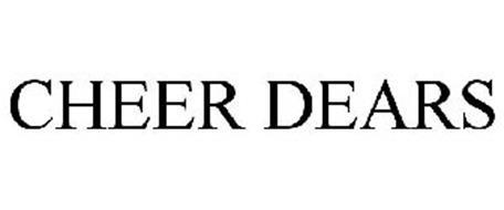 CHEER DEARS