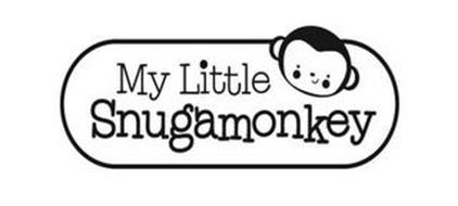 MY LITTLE SNUGAMONKEY