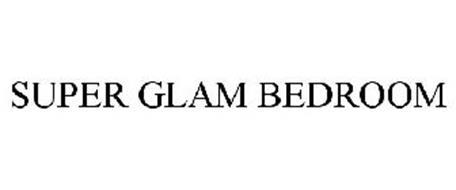 SUPER GLAM BEDROOM