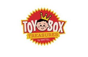 Toy Box Treasures By Mattel Trademark Of Mattel Inc Serial Number