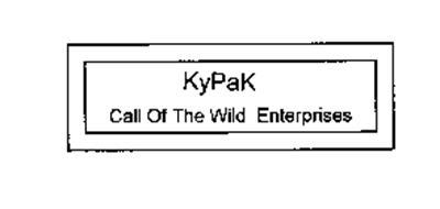 KYPAK CALL OF THE WILD ENTERPRISES