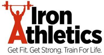 IRON ATHLETICS GET FIT. GET STRONG. TRAIN FOR LIFE.