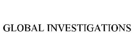 GLOBAL INVESTIGATIONS