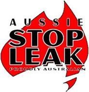 AUSSIE STOP LEAK PROUDLY AUSTRALIAN