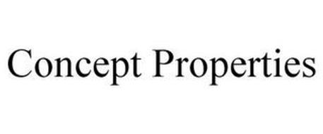 CONCEPT PROPERTIES