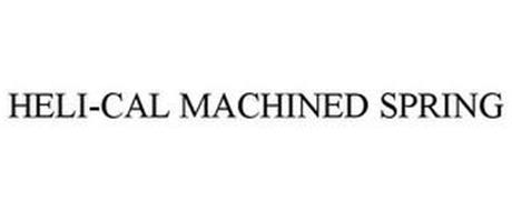 HELI-CAL MACHINED SPRING