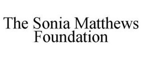 THE SONIA MATTHEWS FOUNDATION