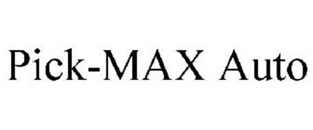 PICK-MAX AUTO
