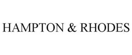 HAMPTON & RHODES