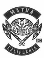 MATUA MC CALIFORNIA