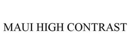 MAUI HIGH CONTRAST