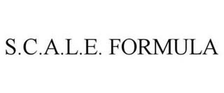 S.C.A.L.E. FORMULA