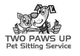 TWO PAWS UP PET SITTING SERVICE