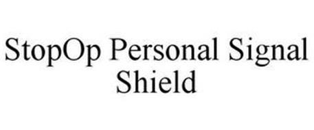 STOPOP PERSONAL SIGNAL SHIELD