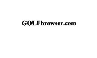 GOLFBROWSER.COM