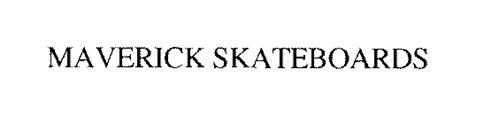 MAVERICK SKATEBOARDS