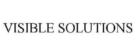 VISIBLE SOLUTIONS