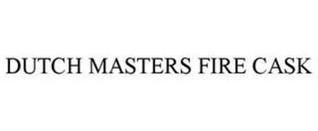 DUTCH MASTERS FIRE CASK