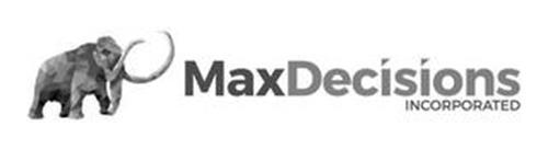 MAXDECISIONS INCORPORATED
