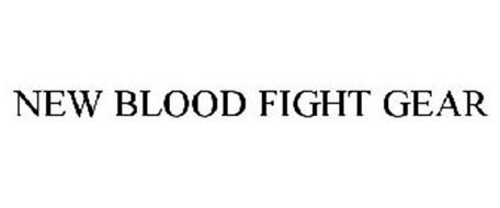 NEW BLOOD FIGHT GEAR