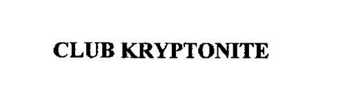 CLUB KRYPTONITE