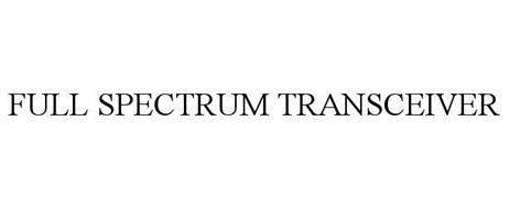 FULL SPECTRUM TRANSCEIVER