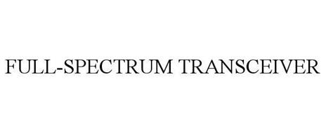 FULL-SPECTRUM TRANSCEIVER