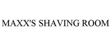 MAXX'S SHAVING ROOM
