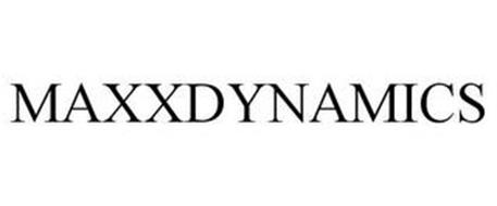 MAXXDYNAMICS