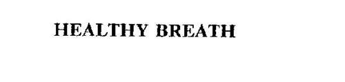 HEALTHY BREATH
