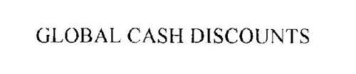 GLOBAL CASH DISCOUNTS