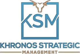 KSM KHRONOS STRATEGIC MANAGEMENT