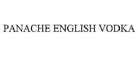 PANACHE ENGLISH VODKA