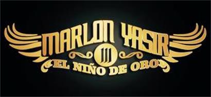 MARLON YASIR EL NINO DE ORO