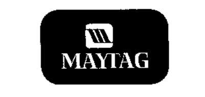 M MAYTAG