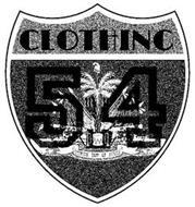 CLOTHING 54