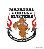 MAZATZAL GRILL MASTERS BBQ COMPETITION & TESTICLE FESTIVAL MOM