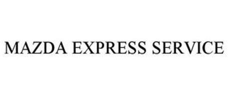 MAZDA EXPRESS SERVICE