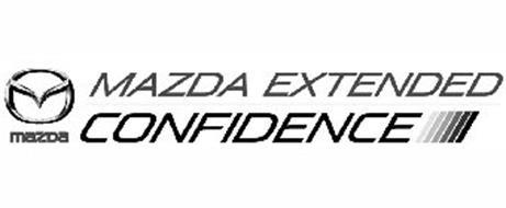 mazda mazda extended confidence trademark of mazda motor