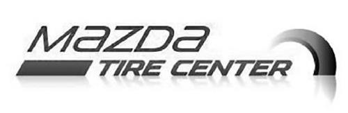 mazda tire center trademark of mazda motor of america inc